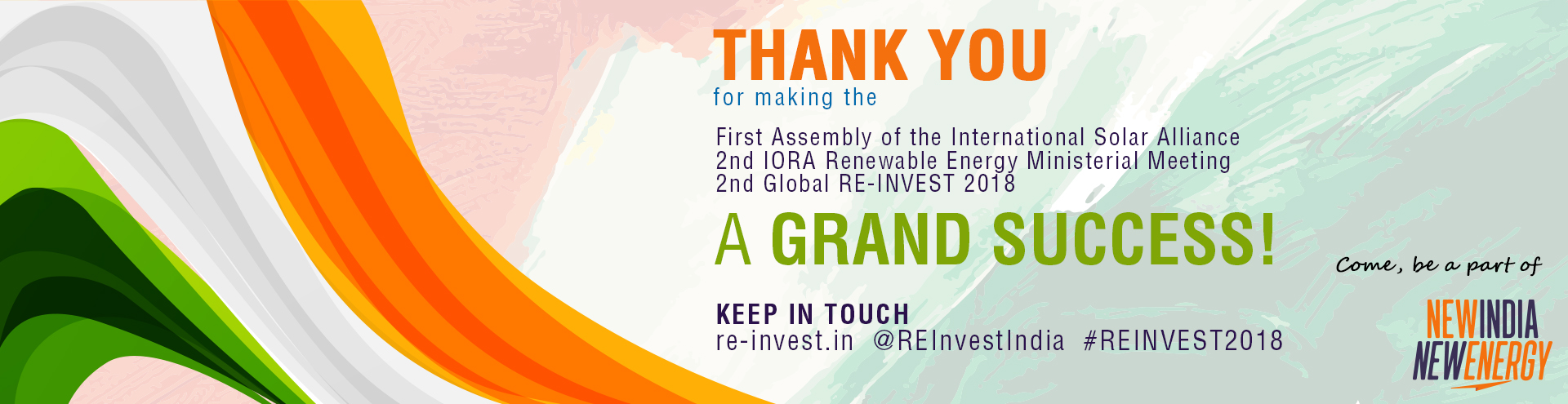2nd Global Re Invest Renewable Energy Investors Meet Expo Wiring Money Internationally Td Canada Trust Previousnext